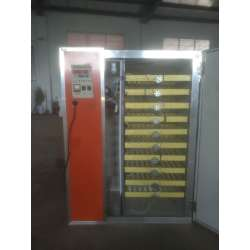 multi-eggs machine/  FRD-1200 energy efficient/220V and DC 12V switch automatically