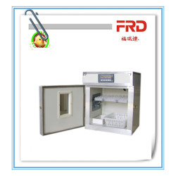 FRD used chicken egg incubator 48 pcs mini egg incubator/poultry /chicken egg incubator hatcher for sale in Africa