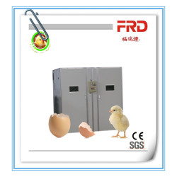 FRD-9856 Factory directly supply capacity 10000 pcs chicken egg incubator/poultry egg incubator for sale