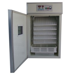 FRD hot sale capacity 528pcs chicken egg incubator
