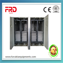 FRD-22528 good performance big size egg incubator high quality made in China