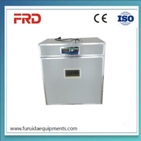 FRD-528 528 capcaity eggs incubator high quality high hatching rate machine