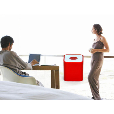 ultra handsfree bluetooth speaker for tablet and smartphone