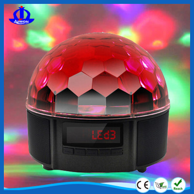 Colorful LED Disco Party Light bluetooth speaker