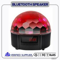 Jumon Promotion gift outdoor bluetooth speakers with led light show