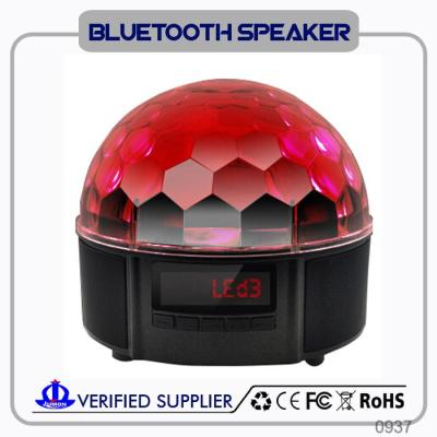 Jumon cheap loudest bluetooth speakers with led light show