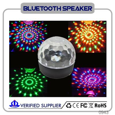 Jumon top 10 portable bluetooth speakers with led light show