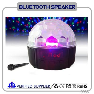 Jumon best bluetooth speakers with bass,led light show