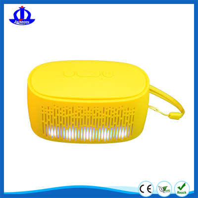 Portable Bluetooth Wireless Stereo Speaker With TF Solt/LED Light