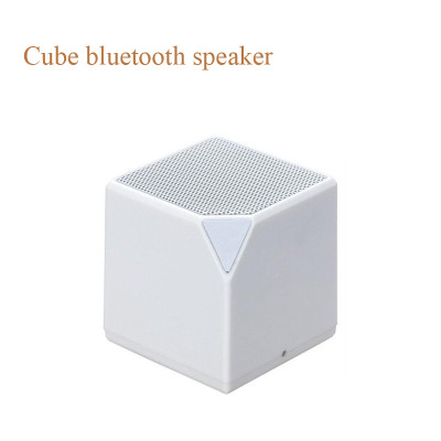 Promotion Gift Outdoor Cube Bluetooth Speaker Hot Selling Products in china