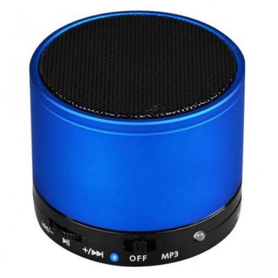 Aluminum Mini Portable Bluetooth Speaker ,Wireless Bluetooth Mini Subwoofer Speaker W/Handfree Mic +TF