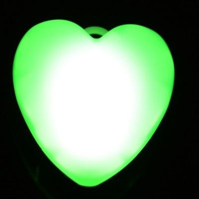 Lightweight Heart Motion Sensitive Purse Light