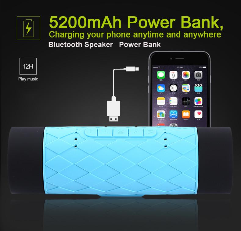 Bluetooth Speaker With Speakerphone