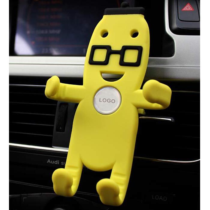 Diy Funny Cute Cell Mobile Phone Holder For Desk