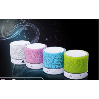 Cheap Led Light Bluetooth Speaker Column Portable Small Mini Bluetooth Speakers Wireless Smart Hands Free Blue tooth Speaker