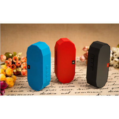 Active Fashionable Design Portable Colorful Lighting Bluetooth Speaker With Led Light  For Mobile Phone