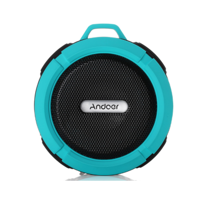 Waterproof bluetooth speaker Outdoor Portable wireless Speaker with Microphone