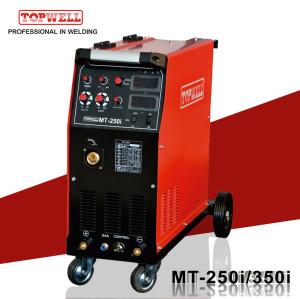 เครื่องเชื่อม IGBT เครื่องเชื่อม MIG MMA เครื่องเชื่อม MIG 250i / 300i