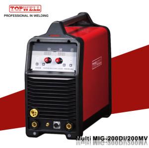 tig mig mma เครื่องเชื่อม 3in1 Multi MIG-200Di
