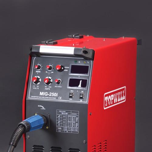 mig co2焊机无气管焊接MIG-250i