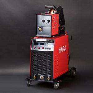เครื่องเชื่อม MIG / MMA อุตสาหกรรมหนักและหนัก MIG-350i / 500i