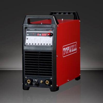 AC DC Pulse TIG Welder ALUTIG-200P for aluminum welding process