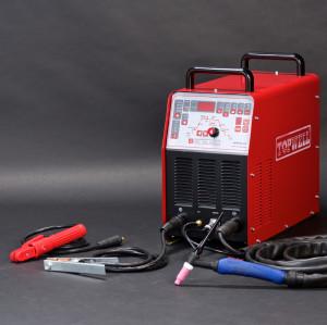 Master TIG-200AC / 250AC TOPWELL IGBT 250 AMP เครื่องจ่ายกระแสไฟฟ้าแบบ PULSE TIG PRICE