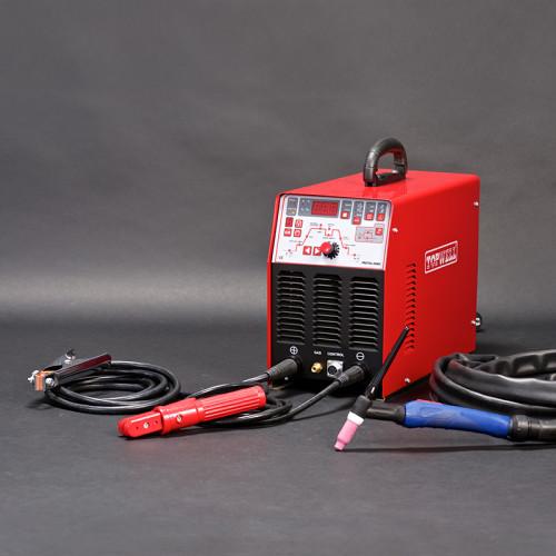焊机PROTIG-200 / 250Di带脉冲控制系统TOPWELL理想的直流TIG