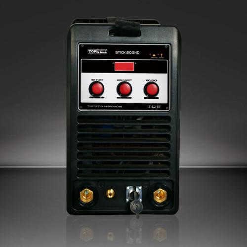 dc del inversor mma 200重型STICK-200MV