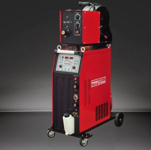 TOPWELL เครื่องมัลติฟังก์ชั่น Synergic MIG / MMA Welding Machine ALUMIG-350CP / 500CP