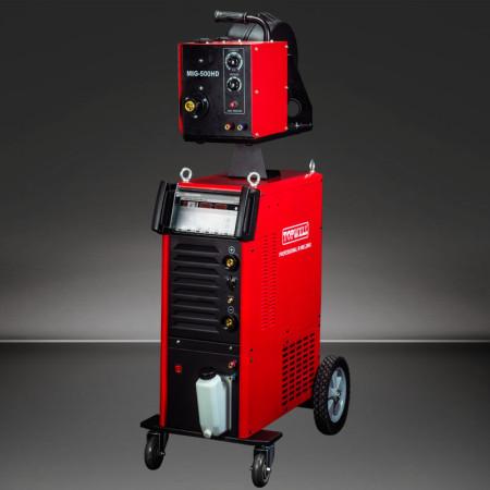 MIG-350HD / 500HD synergic เครื่องเชื่อม Pulse MIG