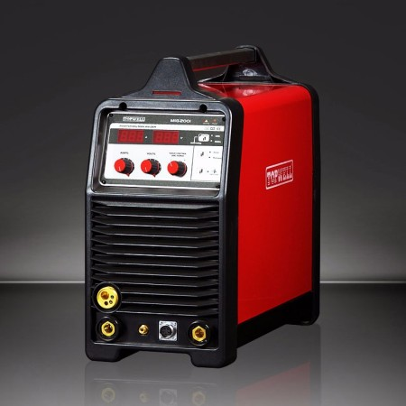 Wire Feeder Compacted Inverter welder MIG200i Welding