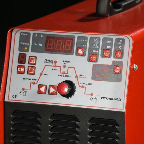 Dc脉冲氩逆变焊机PROTIG-200Di