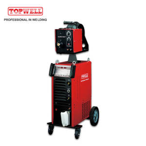 Double pulse MIG welder for Aluminum ALUMIG-500CP