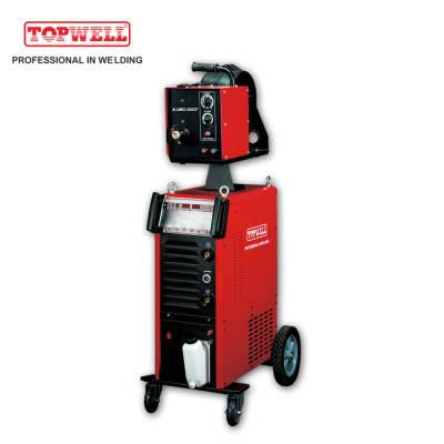 Mig welding machine 350A pulse and double pulse MIG/MMA industry welder