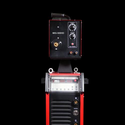 TOPWELL 500Amig/mag焊机MIG-500HD脉冲