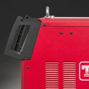 带有手推车和水冷却器的tig 500安培tig ac直流焊接机MASTERTIG-400CT