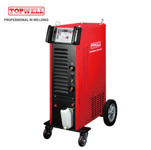 Topwell total solution spawarka ac dc tig MASTER TIG 400CT