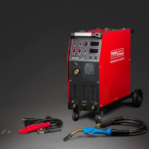 300安培 mig mag焊机工业3相MIG-300i