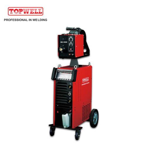 Topwell重型工业脉冲mig mag mma焊机MIG-350HD PULSE