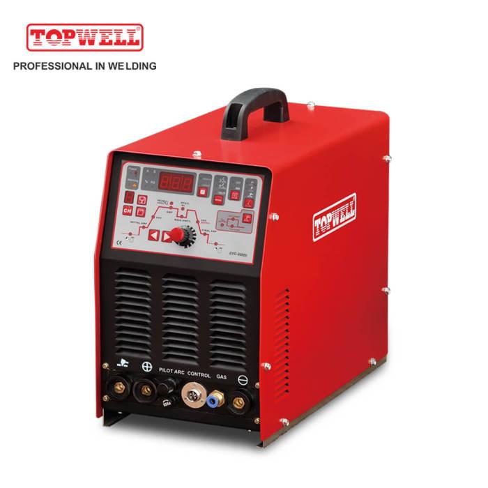 3 in 1 solar inverter Welder machine 200amp plasma Cutting STC-205Di