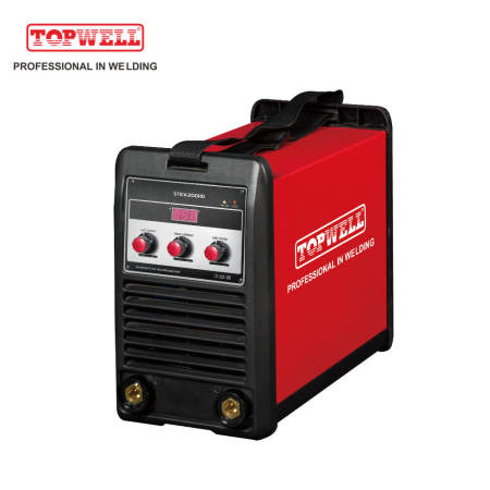 DC IGBT  INVERTER WELDING MACHINE STICK-200HD