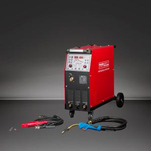 twin pulse mig aluminum mig pulse welding machine MIG pulse welding machine ALUMIG-250P