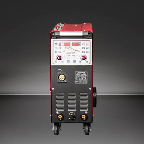 铝制ALUMIG-300P气体保护器带脉冲焊接机