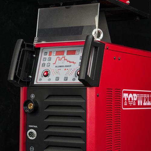 铝制ALUMIG-350CP重型逆变焊机