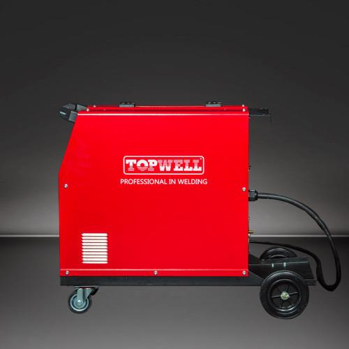 双脉冲250amps 220v铝合金mig焊机ALUMIG-250P