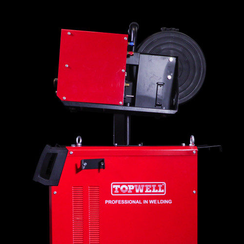 脉冲CO2 MAG MIG焊机3相350amp MIG-350HD