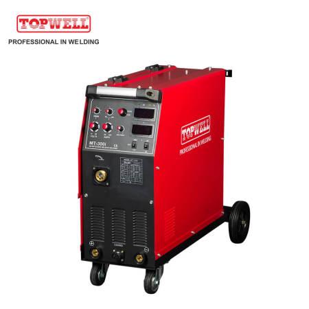 4-Rolls Wire-feeder MIG MAG TIG Welding Machine MT-300i