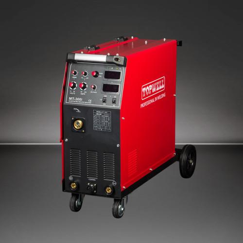 4辊送丝机MIG MAG TIG焊接机MT-300i