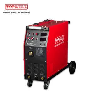 เครื่องแปลงกระแสไฟฟ้า co2 mig mag tig 250 เครื่องเชื่อม MT-250i